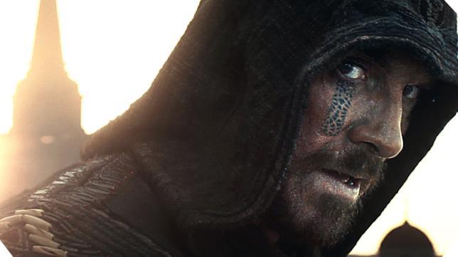 Michael Fassbender nei panni del protagonista di Assassin's Creed