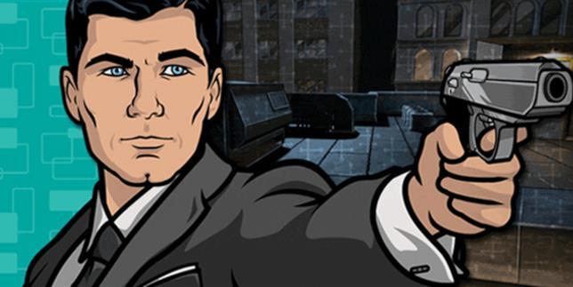 Archer: la serie animata di FX