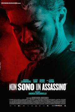 La locandina italiana di Non sono un assassino