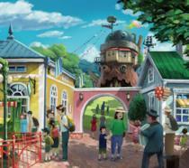 Il primo Studio Ghibli Theme Park aprirà a Nagoya nel 2022