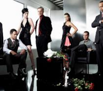 La locandina della stagione 11 di NCIS