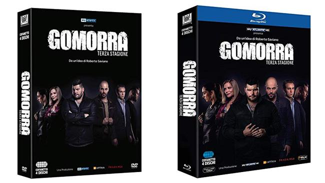 Gomorra - Stagione 3 in Home Video