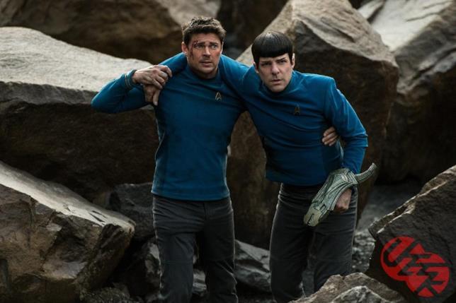 Bones e Spock