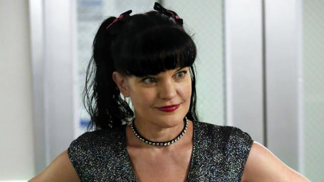 Pauley Perrette è Abby in NCIS