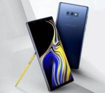 Samsung Galaxy Note 9 le immagini