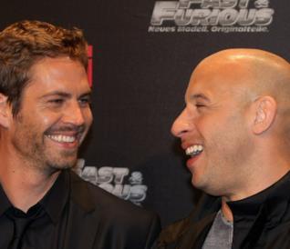 Paul Walker e Vin Diesel insieme