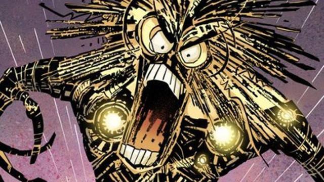 L'urlo del bizzarro Warlock