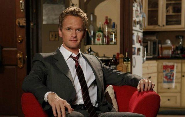 Il sempre elegante Barney Stinson