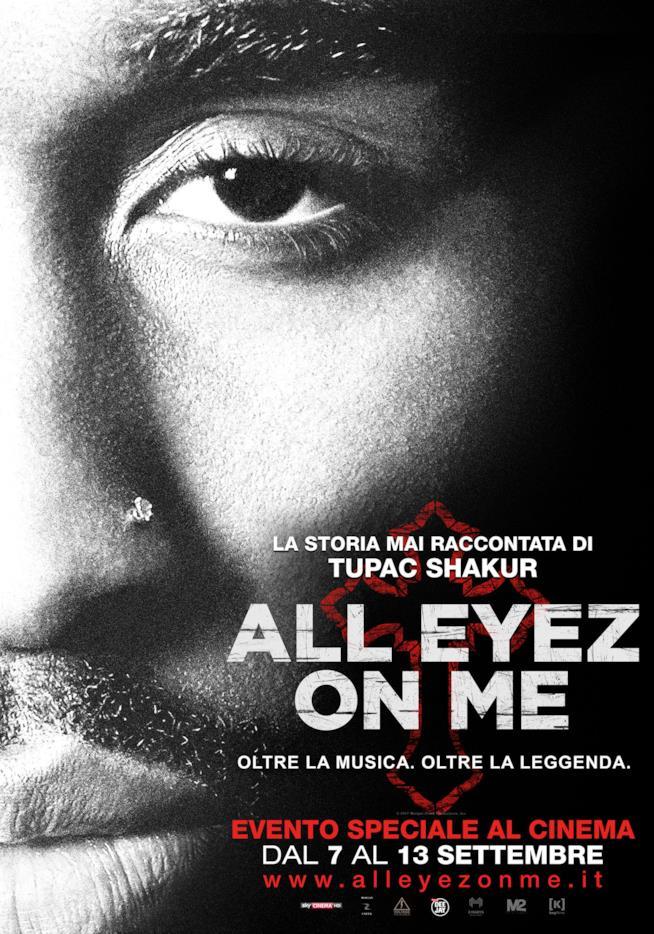 Manifesto film All Eyez On Me