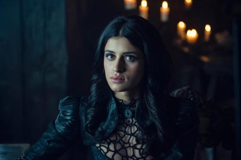 The Witcher serie TV Anya Chalotra