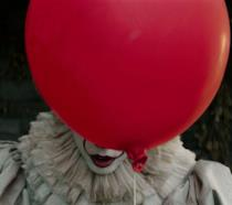 Il clown Pennywise di IT