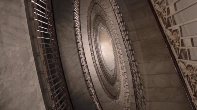 Una delle inquadrature più interessanti presenti nel trailer di Napoli velata
