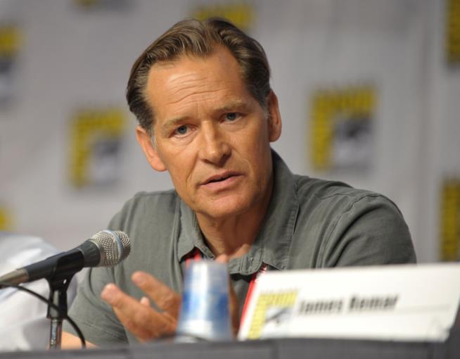James Remar, attore interprete del padre di Dexter, al San Diego Comic Con