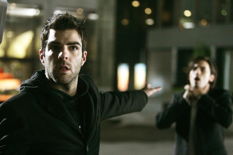 Sylar in Heroes