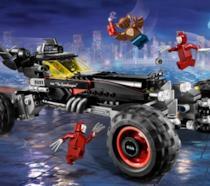 Il set LEGO dedicato alla Batmobile