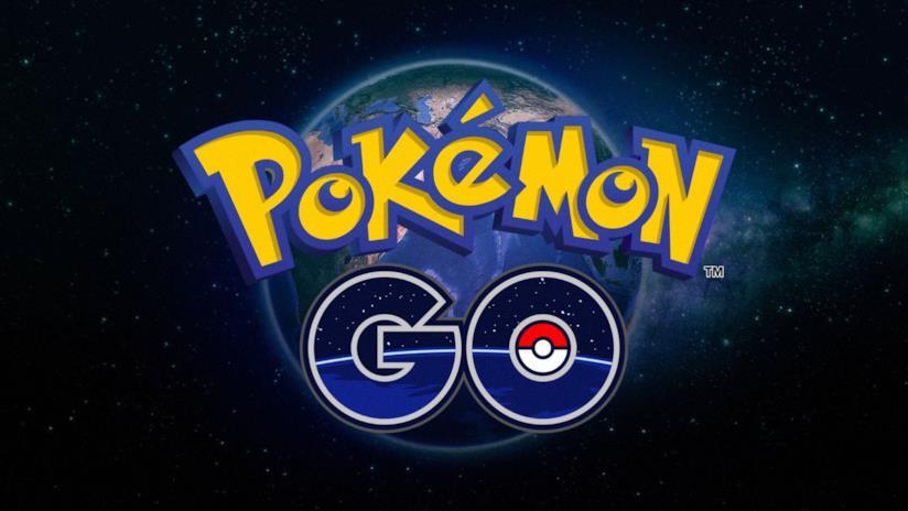 Il celebre logo di Pokémon GO