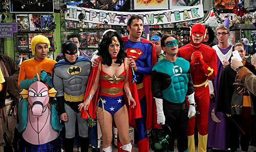 The Big Bang Theory: 4x11