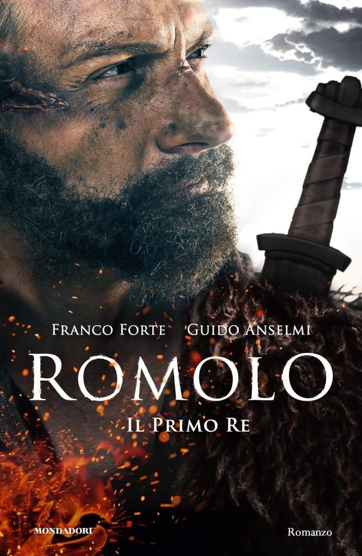 La copertina di Romolo - Il primo re