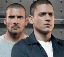 Domini Purcell e Wentworth Miller
