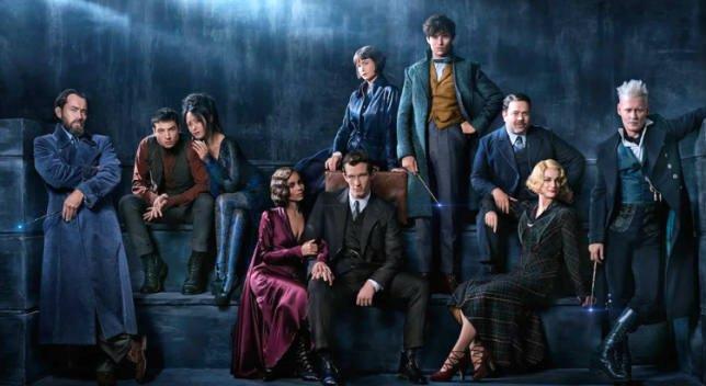 Il cast di Animali fantastici - I crimini di Grindelwald