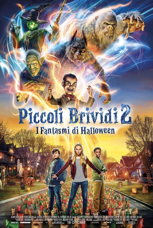 Il sequel di Piccoli Brividi (2015)