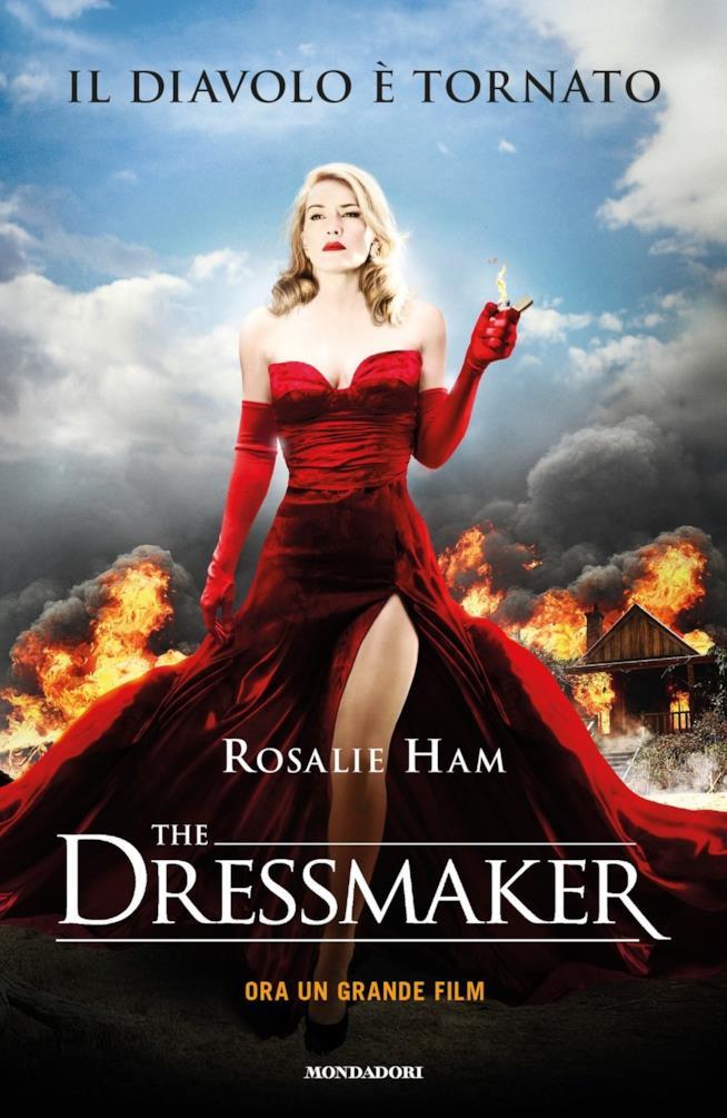 Arriva nelle librerie italiane il romanzo The Dressmaker