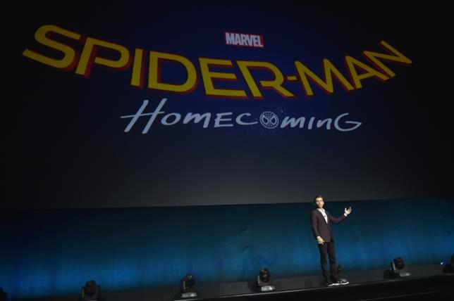 Tom Holland svela Spider-Man: Homecoming come titolo reboot dell'Uomo Ragno