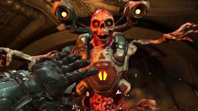 Screenshot di Doom
