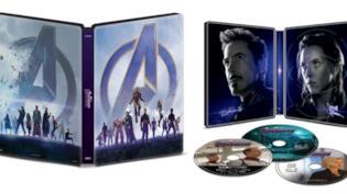 Thanos in una immagine di Avengers: Endgame