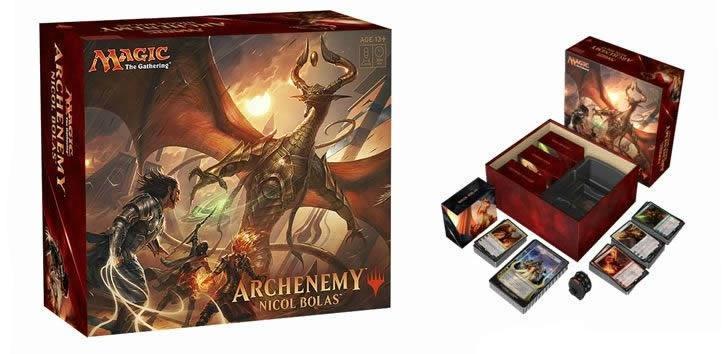 Archenemy Nicol Bolas è il nuovo gioco di carte di Magic: The Gathering