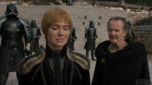 GoT 8: Cersei e Qyburn