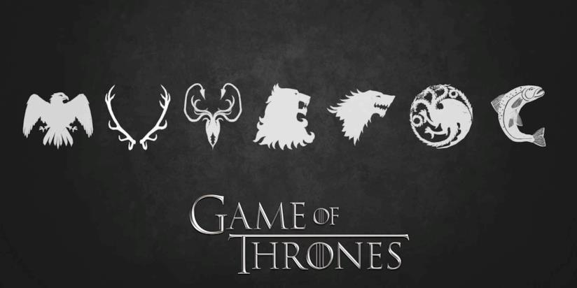Un elenco di tutte le casate più importanti di Game of Thrones
