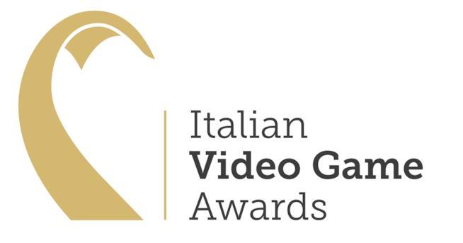Il logo ufficiale degli Italian Video Game Awards