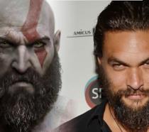 Separati alla nascita? Kratos e Jason Momoa molto simili in foto