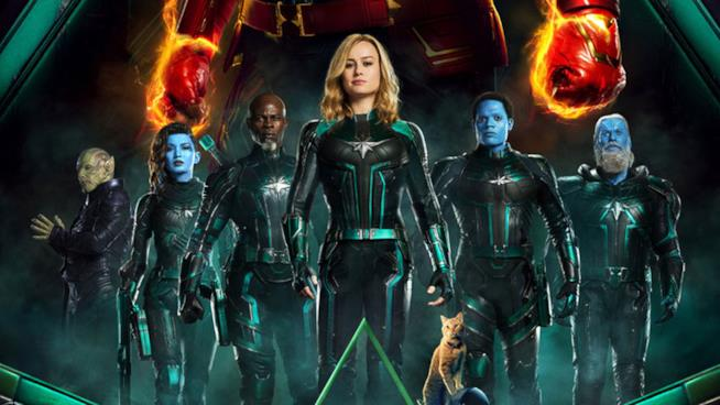 la Starforce in Captain Marvel