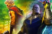 Thor si prepara ad affrontare Thanos in Avengers: Infinity War