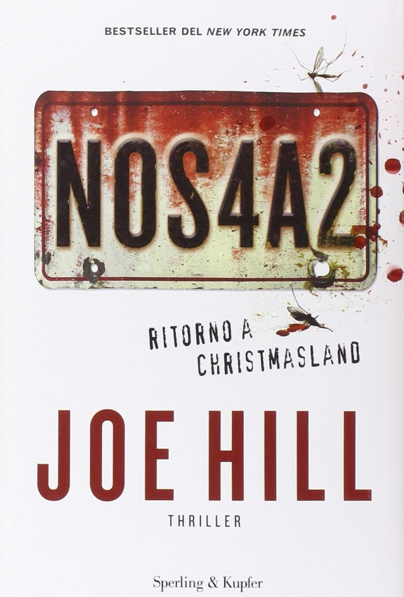 Cover del libro NOS4A2