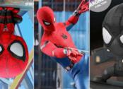 L'action figure di Spider-Man di Hot Toys dal film Spider-Man: Far From Home