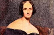 La scrittrice Mary Shelley