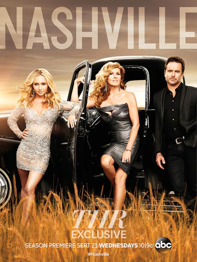 Il poster di Nashville stagione 4