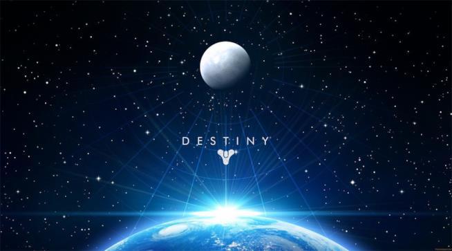 Il celebre logo del primo Destiny