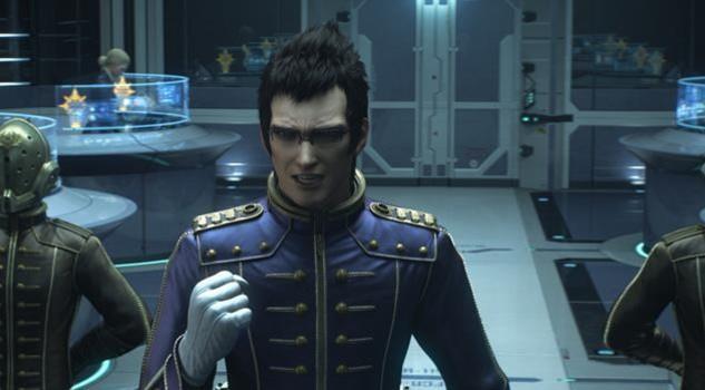 Ezra, fratello di Yama in Capitan Harlock