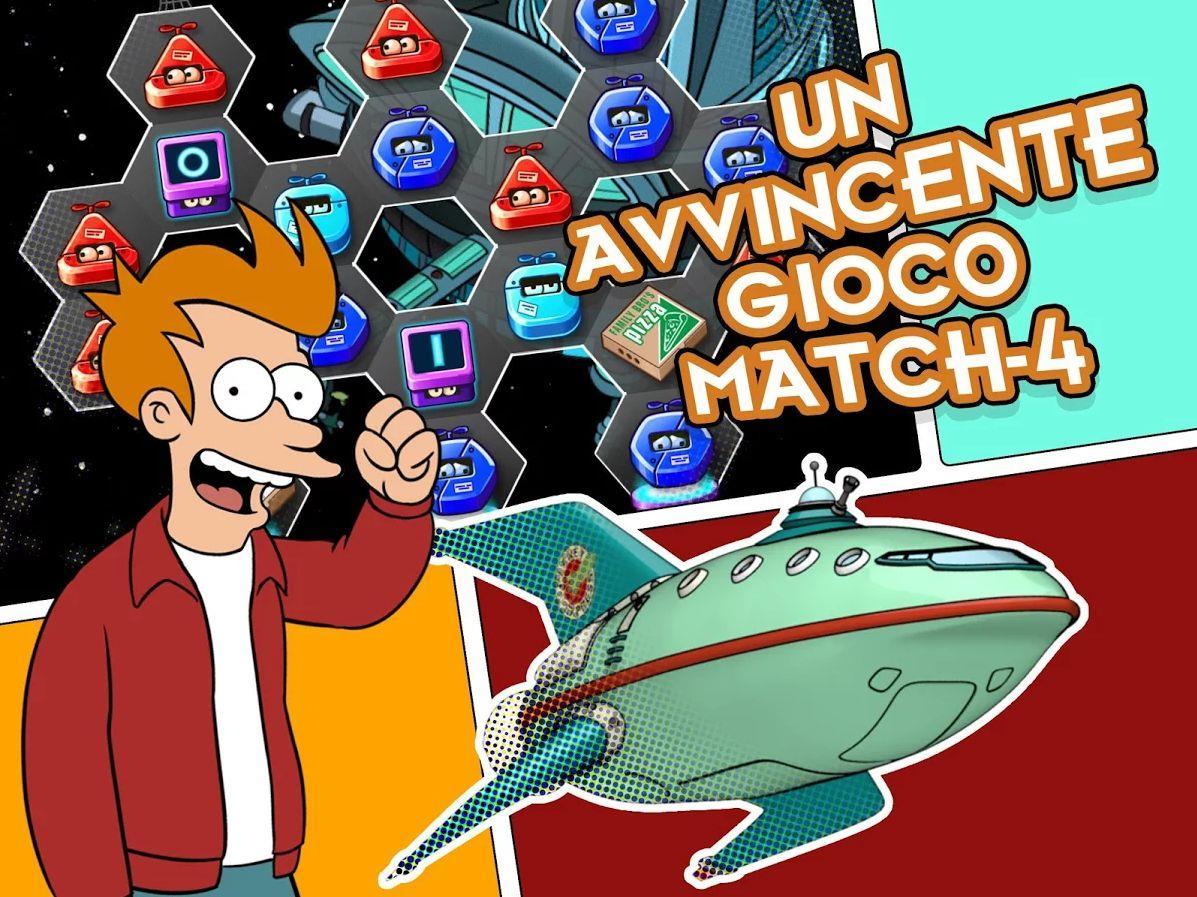 Fry nel gioco Futurama: Game of Drones