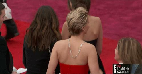 Red Carpet e Jennifer Lawrence