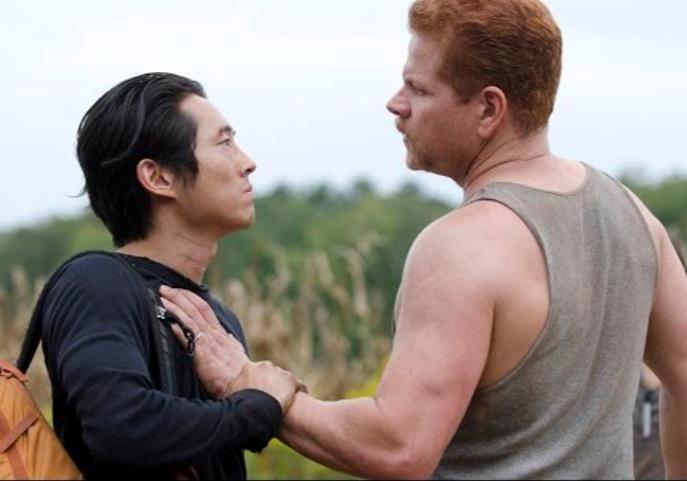 The Walking Dead 7: Abraham e Glenn