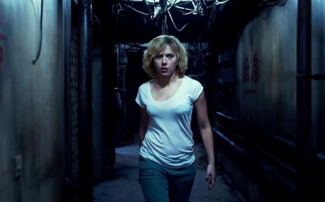 Scarlett Johansson in Lucy di Luc Besson