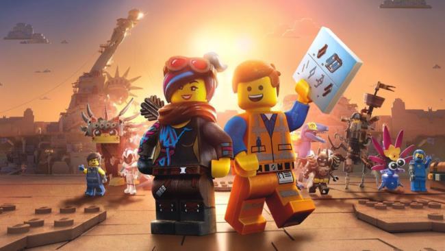 I protagonisti di The LEGO Movie 2 Videogame