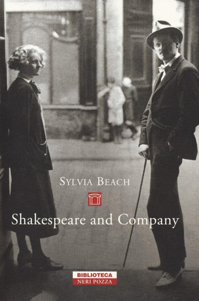 La copertina di Shakespeare and Company