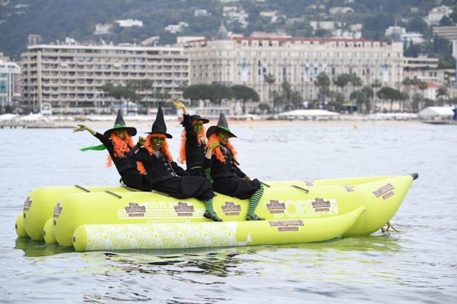 Hotel Transylvania 3 - Foto Cannes