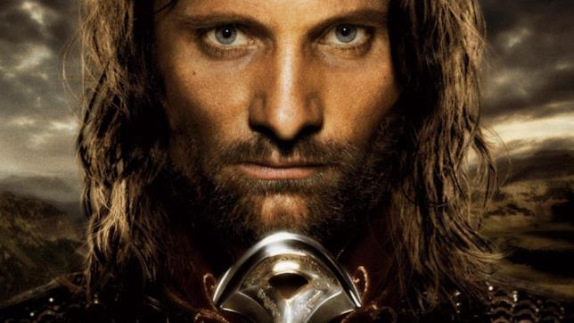 Aragorn in Il Signore degli Anelli